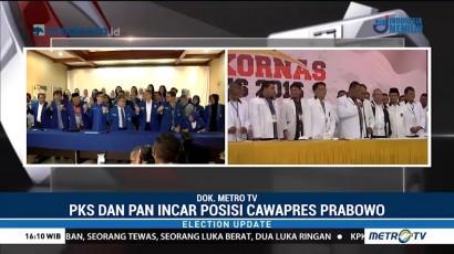 Prabowo Terganjal PKS dan PAN