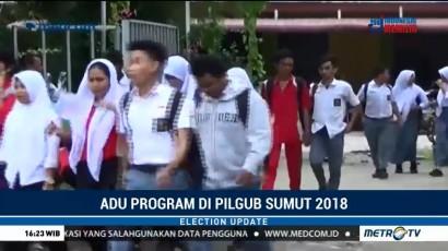 Strategi Cagub Atasi Persoalan Pendidikan di Sumatera Utara