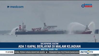 Pipa Pertamina Patah Diduga karena Jangkar Kapal