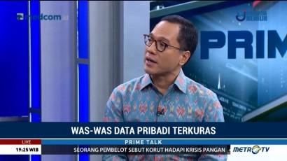 Masyarakat Diminta Tingkatkan Kewaspadaan saat Membagi Data Pribadi