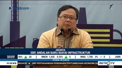 Bappenas Fasilitasi Pembiayaan Infrastruktur dengan SBP