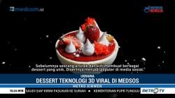 Dessert 3D Karya Arsitek dari Ukraina