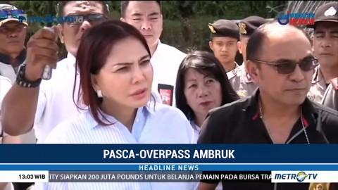 Pembangunan Overpass Tol Manado-Bitung akan Dilanjutkan Usai Penyelidikan