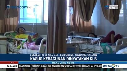 Korban Keracunan Massal di Bengkulu Terus Bertambah