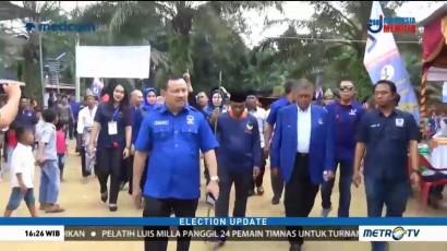 DPW NasDem Sumsel Lantik Komisi Saksi