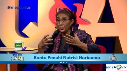 'Wapres' Susi untuk Jokowi atau Prabowo?