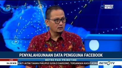 Menyoal Peluang Penyalahgunaan Data Pengguna Facebook (1)