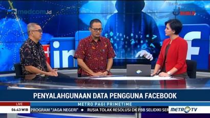 Menyoal Peluang Penyalahgunaan Data Pengguna Facebook (2)