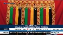 Kerajinan Sulam Kasab Manik-Manik dari Aceh Singkil