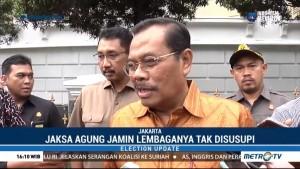 Jaksa Agung Tanggapi Keresahan SBY