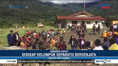 Kelompok Bersenjata di Papua Diduga Lecehkan Para Guru Wanita