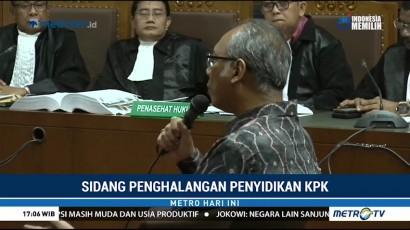 Fredrich Serahkan Rekam Medis Setnov di Kediaman Dokter Bimanesh