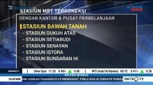 45 Gedung akan Terhubung Langsung dengan Stasiun MRT Jakarta