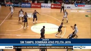 Satria Muda Mengunci Kemenangan di Game Pertama Final IBL