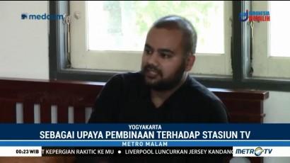 KPID Kunjungi Stasiun Transmisi Metro TV Yogyakarta