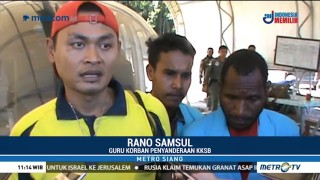 Kesaksian Guru Korban Penyanderaan Kelompok Bersenjata di Papua