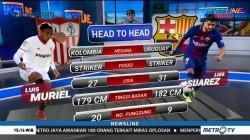 Final Copa del Rey Jadi Panggung Dua Penyerang Latin