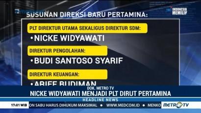 Nicke Widyawati Ditunjuk sebagai Plt Dirut Pertamina