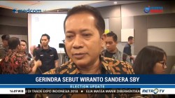 Gerindra Tuding Pertemuan Wiranto dan SBY Bahas Kasus Century