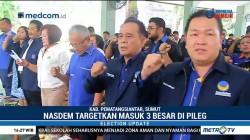 Pengurus DPD Partai NasDem Pematangsiantar Dilantik