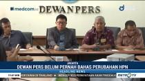 Dewan Pers Bantah Ubah Tanggal Hari Pers Nasional