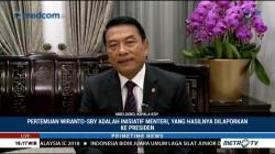 Moeldoko: Pertemuan dengan SBY Inisiatif Wiranto