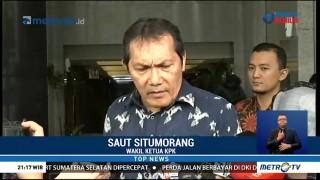 Respon Tudingan Gerindra, Saut Tegaskan KPK Independen