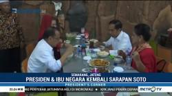 Ini Menu Sarapan Favorit Presiden Jokowi