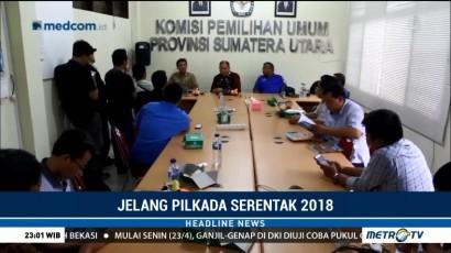 Komnas HAM Berkunjung ke KPU Sumut