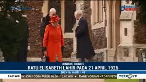 Hari Ini, Ratu Elizabeth Ulang Tahun ke-92
