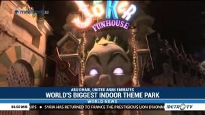 World's Biggest Indoor Theme Park Opens in Dubai
