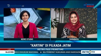 'Kartini' di Pilkada Jatim