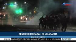 Delapan Orang Tewas Akibat Bentrokan di Nikaragua