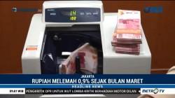 BI Intervensi Pasar untuk Antisipasi Pelemahan Rupiah