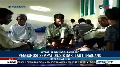 Bantuan untuk Imigran Rohingya di Aceh Berdatangan