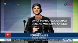 DJ Avicii Meninggal Dunia di Usia 28 Tahun