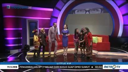 Nusantara Band Ditantang Tebak Sosok Wanita Inspiratif