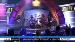 Aksi Band Cilik Guncang Little VIP dengan Lagu Metallica