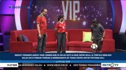 Helsya, Anak Perempuan Indonesia Pertama yang Berlatih di Barcelona