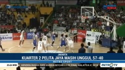 Final Kedua IBL 2018, Pelita Jaya Balas Kekalahan atas Satria Muda
