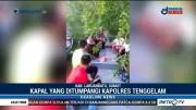Kapal Tenggelam, Wakapolres Labuhanbatu Hilang