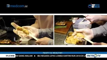 Sajian Serba Panggang Khas Bali