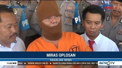 Ditangkap Polisi, Penjual Mengaku Mirasnya Bukan Oplosan