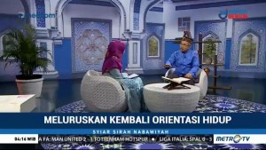 Syiar Sirah Nabawiyah:Meluruskan Kembali Orientasi Hidup (2)