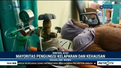 Kondisi 6 Imigran Rohingya di Aceh Membaik