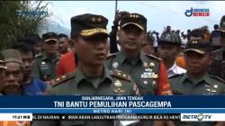 TNI Siap Bantu Pemulihan Pascagempa Banjarnegara