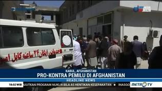 Bom Bunuh Diri di Afghanistan Akibatkan 31 Orang Tewas
