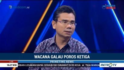 Pengamat: Besar Kemungkinan Demokrat Gabung ke Kubu Jokowi