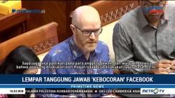 Lempar Tanggung Jawab 'Kebocoran' Facebook