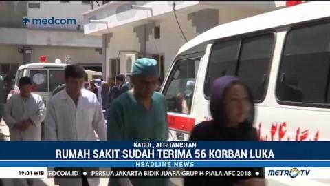 Belum Ada yang Bertanggung Jawab Atas Bom Bunuh Diri di Kabul